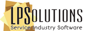 LPSolutions logo service industry software for all trades