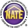 NATE Logo | North American Technician Excellence |HVACR